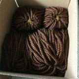 Synthetisches senegalesisches Afro Twist Braiding Hair Havana Mambo Twist Crochet Braids Hair 18inch 110grams