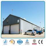 Предварительно созданный лампа индикатора стали структурные складские здания