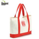 Nouveau design personnalisé Oeko-Tex vérifiés de l'impression des sacs en toile de coton