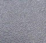 Выбитая алюминиевая составная панель смотрит как панель 3D