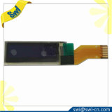 """0.91 """" 12의 Pin 긴 지상 마운트 FPC를 가진 단청 128X32 SSD1306 OLED 전시"""