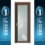 Puertas de aluminio del marco de las puertas interiores de las puertas del cuarto de baño
