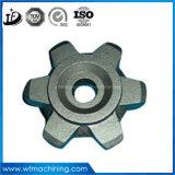 Soem-Pumpenkörper-Metalleisen-Präzisions-Gussteil-Flansch-Rohr-Verbinder