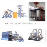 Machine de textile de tissage d'Air-Gicleur pour la Chine tissée par tissu