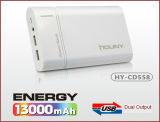 モバイル電源用ポータブルバッテリ充電器( CD558 )