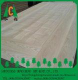 Peau en bois de porte moulée par MDF/HDF de placage