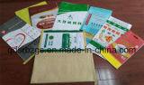 Plastic PP saco tecido para fertilizantes, arroz, cimento, alimentação, sementes