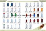 Bouteille en plastique 135ml de HDPE chaud de vente pour l'empaquetage de capsule