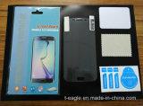 De volledige Beschermer van het Scherm van de Oppervlakten van het Scherm voor de Rand van Samsung S6