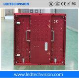 Binnen LEIDENE van het borstelen-Aluminium van de Huur Vertoning voor Stadium (P3mm, P4mm, P5mm, P6mm)