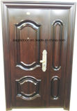 最もよい価格の機密保護の外部の鋼鉄鉄のドア(EF-S082)