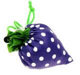 Custom Foldable Drawstring Strawberry Fruit Bag Atacado