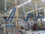 Intérieurement bras flexible de traqueur de vapeur d'Artriculated pour les vapeurs de contrôle de soudure