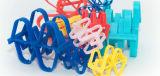 Plastic Willekeurige Verpakking
