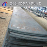 Горячекатаная плита здания корабля ASTM A131 стальная