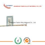 Fiberglas Isolierthermoelementdrahtgelb roter KX