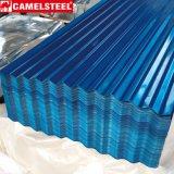 Торговый платформа для изготовлений плиток толя Китая покрынных цинком покрынных цветом гофрированных и гловального продавеца