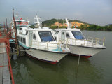 17m Passagier-Taxi-Fluss-Boot