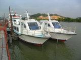 barca di fiume del tassì del passeggero di 17m