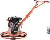 Gasolina pequeño caminar detrás de la paleta de alimentación Gyp-430 (CE) con asa plegable y gancho de elevación