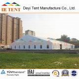 40m Width Marquee Tent avec PVC Sidewalls