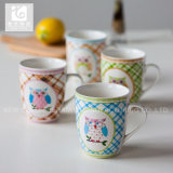 Het Drinken van de Mok van de Koffie van de Gift van de bevordering Ceramische Mok