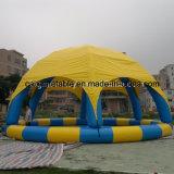 2019nouvelle piscine gonflable de forme circulaire avec couvercle, Piscine gonflable de plein air pour les enfants et adultes