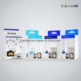 Caixa de presente transparente Foldable do empacotamento plástico do PVC do espaço livre