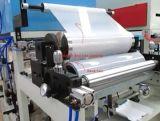 Ruban adhésif à simple face de haute précision de Gl-500b faisant la machine