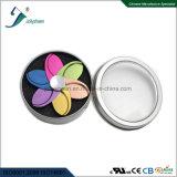 손 방적공 장난감 싱숭생숭함 방적공 핑거 방적공의 가장 새로운 6개의 색깔 풍차
