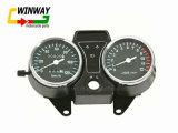 Instrument de moto de Ww-7236 Akt125, indicateur de vitesse de moto,