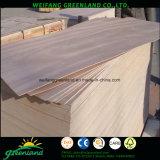 12mm película comercial de la madera contrachapada con pino