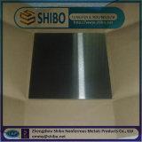 Placas do quadrado do molibdênio da pureza elevada