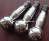 La bola de acero inoxidable de mecanizado de precisión Tornillo de cabeza de tornillo, tornillo de cabeza de bola y el sujetador