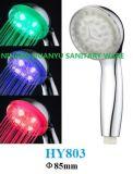 LED-Dusche-Kopf mit Tempreture Dusche auf Arm (HY803)
