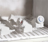 Cee 또는 얼음 산업 응용 (QX7275)를 위한 스위치를 가진 기계적인 내부고정기 소켓