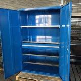 Шкаф инструмента холоднокатаной стали для материала хранения (YHZ-DC02)
