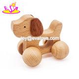Haute qualité voiture jouet en bois bébé animal W04A235