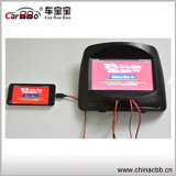"""7 """" Pillow Touch ScreenのスマートなLCD Car Headrest Monitor HDMI Input"""