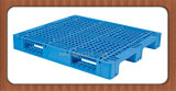 1200X1100X150mm 무겁 의무 3 Runners Grid Durable Racking Plastic Pallet