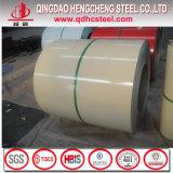 Feux de l'acier galvanisé à chaud en acier prépeint bobine de tôle de toit
