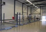 Подъем стоянкы автомобилей 4 столбов нового типа гидровлический (4 автомобиля стоянкы автомобилей автомобиля) для сбывания