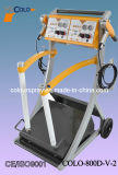 Rivestimento elettrostatico della polvere della mobilia del metallo della strumentazione della pittura di PARA (COLO-800D)