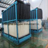 máquina do bloco de gelo 1ton com aço inoxidável 304 moldes do gelo