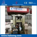 Tijolo elevado do dever que dá forma à imprensa vertical da hélice da máquina