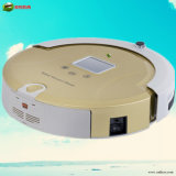 Robotic Vacuum Cleaner Cyclone Dust Collector with Air Purification for 0.1 to 0.3 Micron Particles