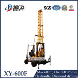 販売のための600mの深さの深い井戸の鋭い機械