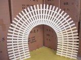 Swimmingpool-Produkt ABS materielle flexible Ablass-Rinne