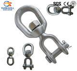 造られたG403炭素鋼のUリンク及び目の旋回装置のリング