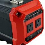 Générateur portatif automatique léger 110V/220V/230V 300W de système d'alimentation solaire